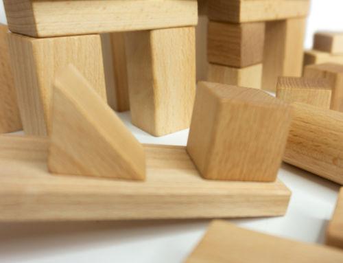 Holzbausteine – Welche sind die richtigen für mein Kind?